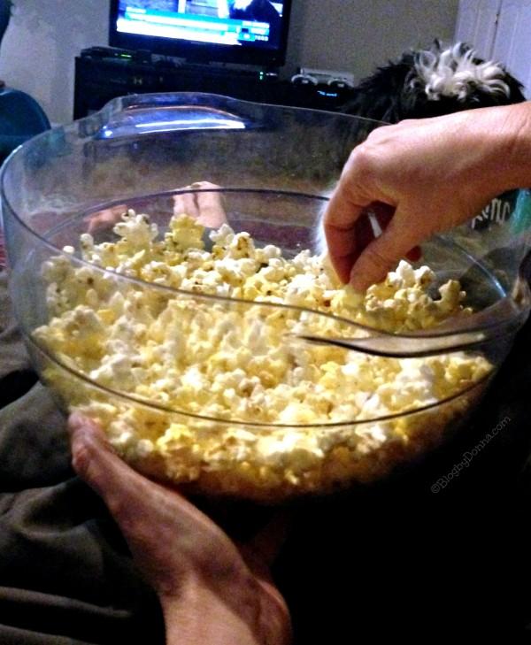 ACT II Movie Night 2 #popcorn