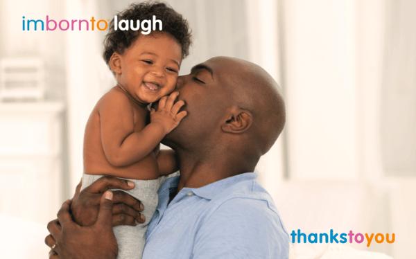 #imbornto Fathers Day