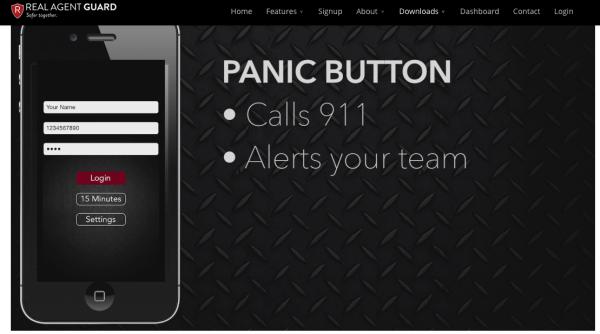 ScreenShot Real Agent Guard Panic
