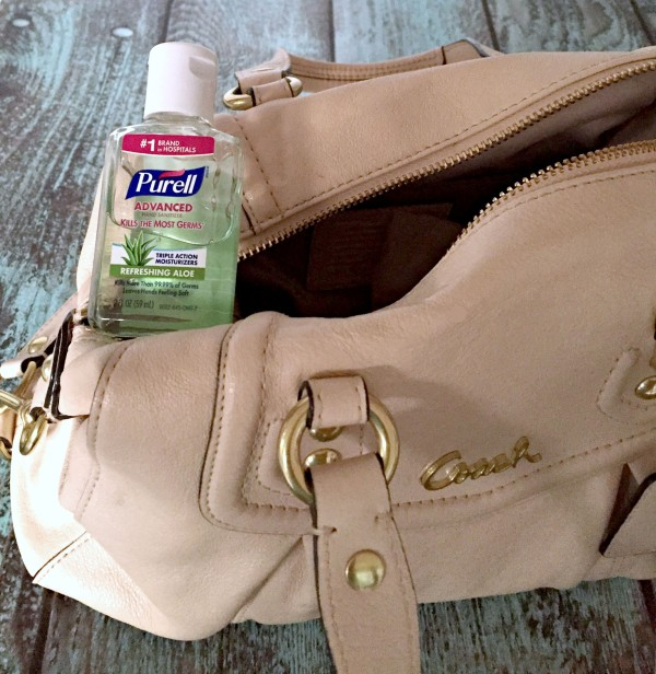 PURELL in my bag