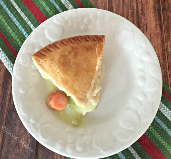 Marie Callender's chicken pot pie family meal #homemadetouches