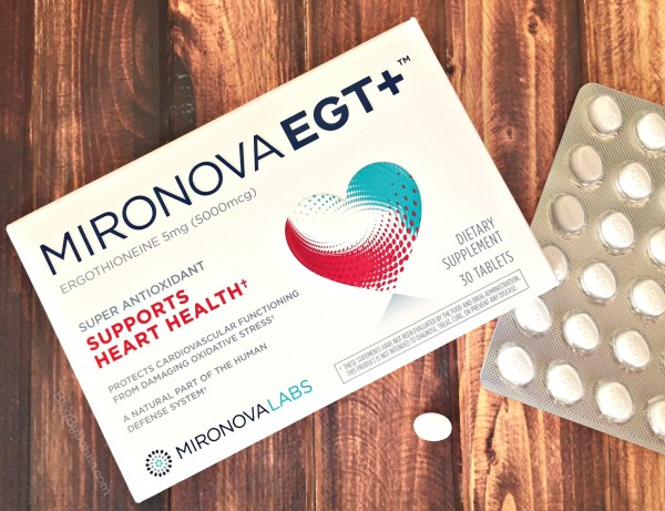 Heart health with MironovaEGT+ #dusttherustoff