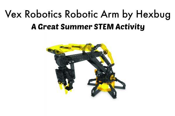 STEM activity for summer