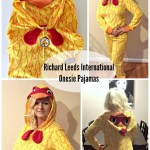 Richard Leeds International Onesie Pajamas