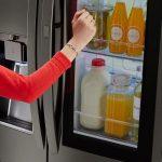 LG InstaView Refrigerator at Best Buy