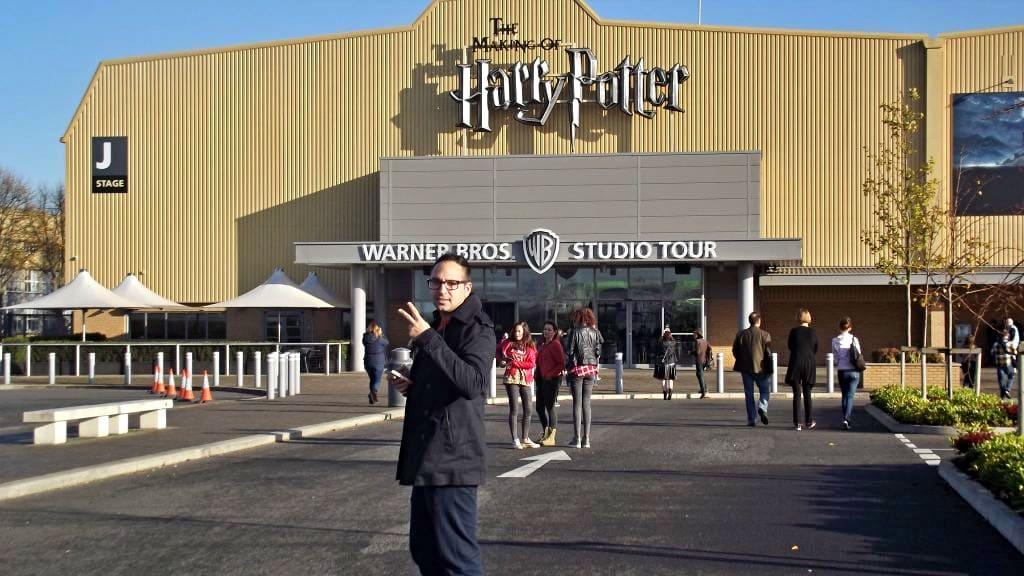 Visita a Warner Bros Studios Harry Potter de Londres