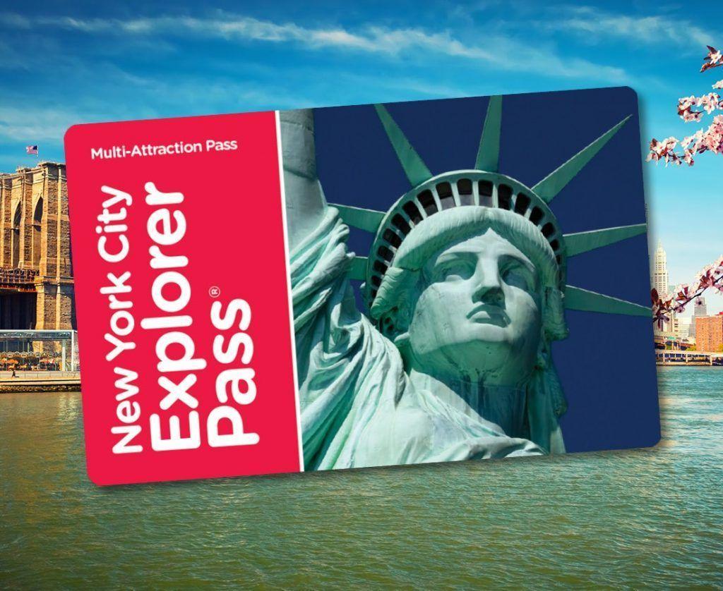 explorer pass New York pass