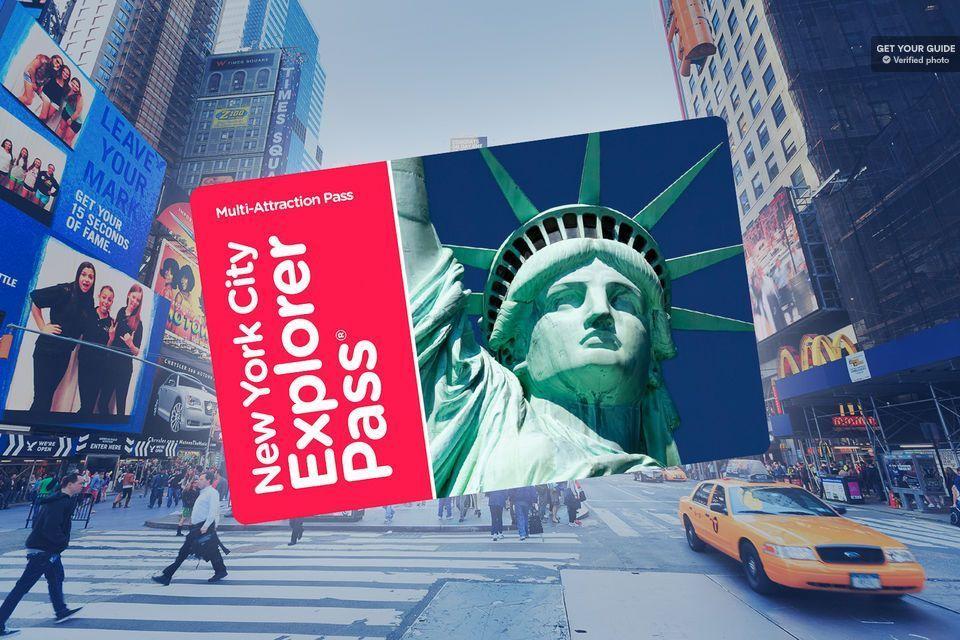 New York PASS EXPLORER PASS