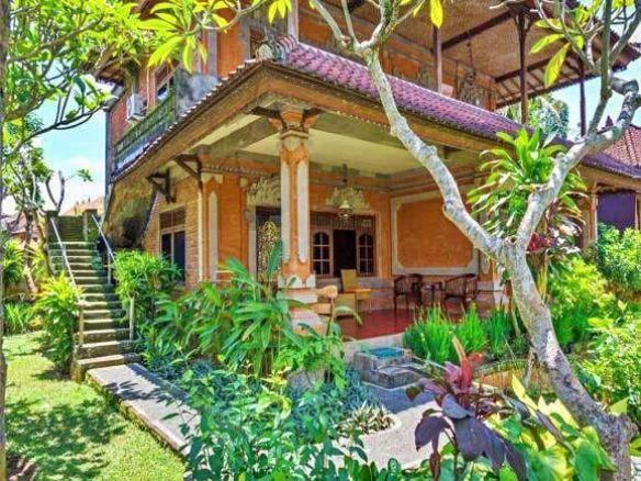 donde alojarse en Bali