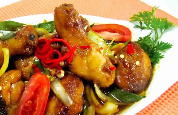 , Resep Cara Membuat Ayam Kecap Manis Pedas Istimewa