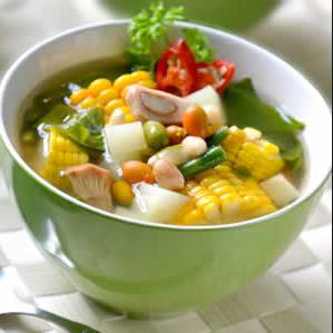 , Resep Cara Memasak Sayur Asem Kangkung Enak Dan Nikmat