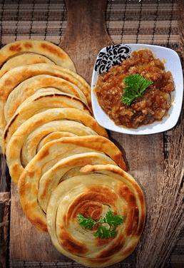 , Cara Membuat Roti Cane Maryam Madu Istimewa