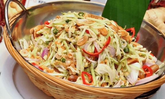 Resep Membuat Makanan Sambal Mangga Muda Segar Pedas Dan Sedap