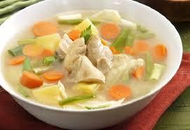 Sup Ayam Kuah Bening