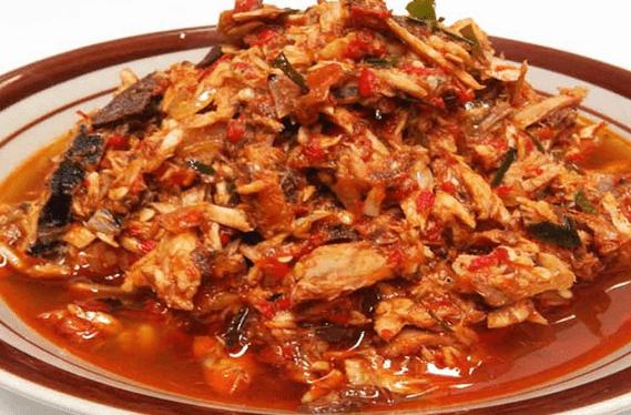 Cara Memasak Gongso Ayam Suwir Bumbu Merah, Cara Memasak Gongso Ayam Suwir Bumbu Merah Sedap