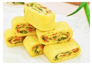 , Resep dan Cara Memasak Telur Gulung Korea Nikmat