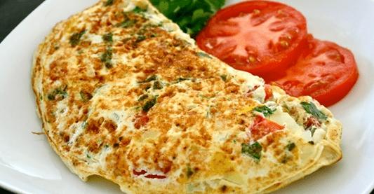 Cara Membuat Omelet Nasi Keju Spesial Menu Ramadhan 1