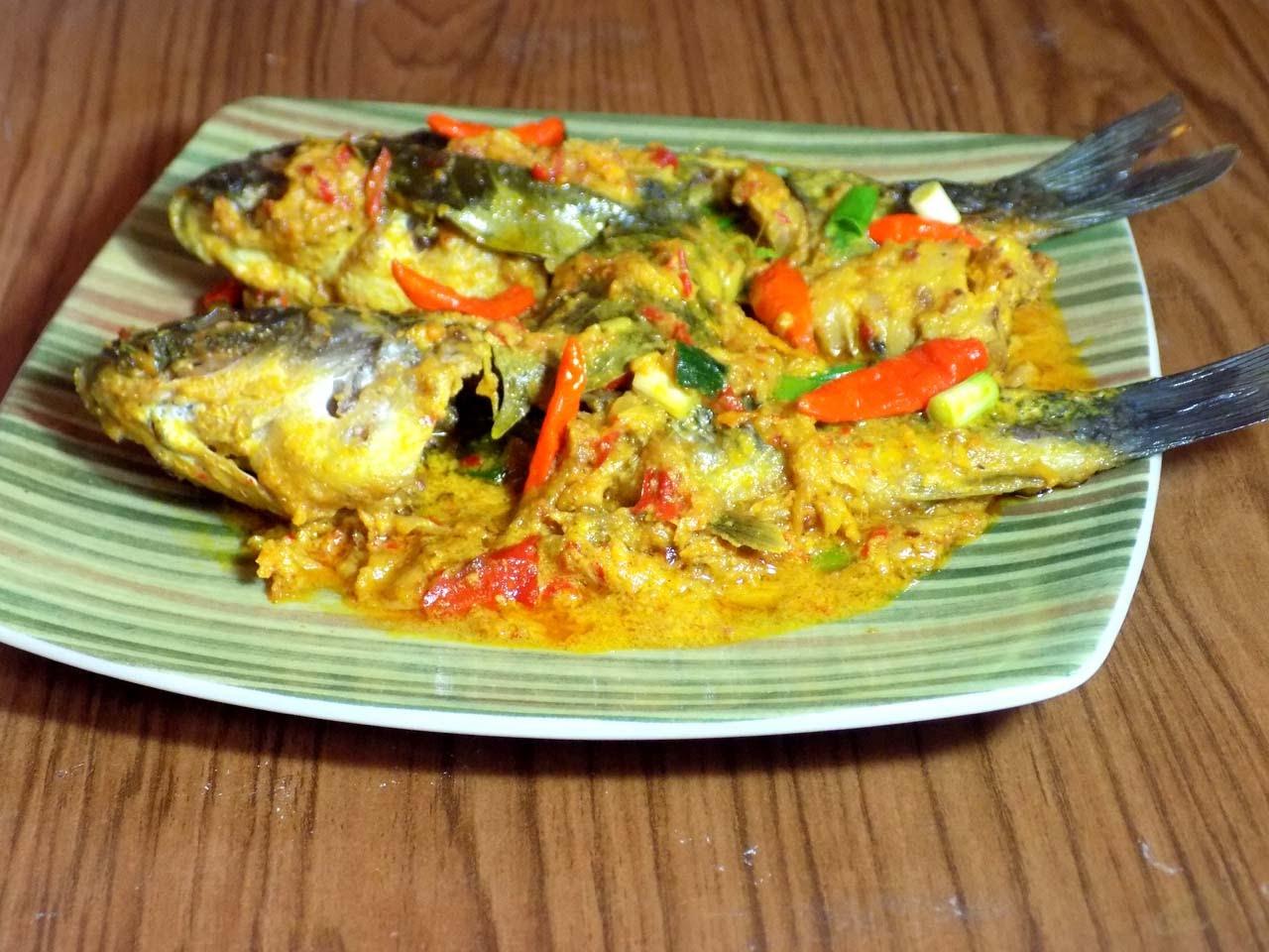 resep masakan ikan, Resep Masakan Ikan Mas Kuning Yang Wajib Dicoba