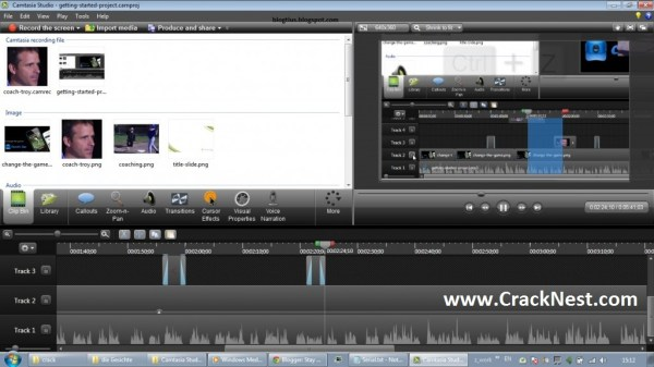 Camtasia Studio 2020.0.5 Crack With Keygen (Keys) Full + New