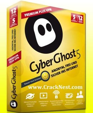 CyberGhost 5 Crack