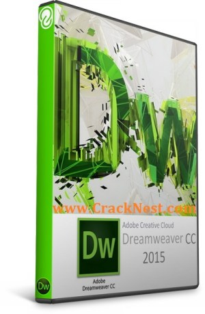Adobe Dreamweaver CC 2015 Crack