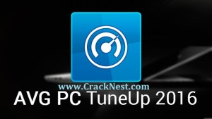 AVG PC TuneUp 2016 Key