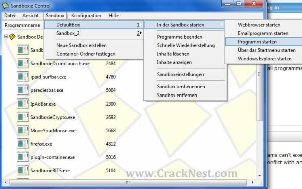 Sandboxie Crack & Keygen Plus Product Key Download [Latest ...