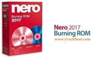 Nero Burning Rom 2017 Crack