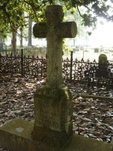 Grave of Henry Vick