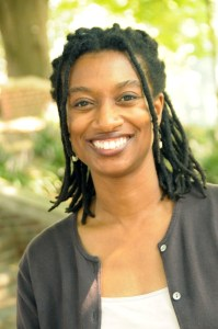 Alisha Knight, Associate Professor of English and American at Washington College  - Contributed Photo