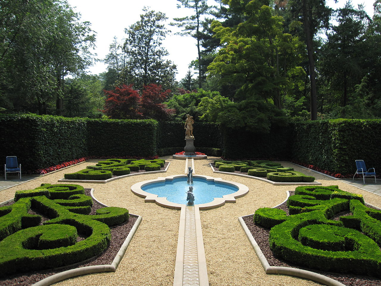 Photo: The Hillwood Estate, Museum & Garden is a top attraction in Washington, DC.