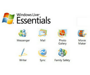 Suite Windows Live Essentials Windows 10, toujours possible !
