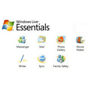 Suite Windows Live Essentials Windows 10