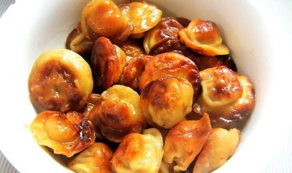 フライパンの揚げ餃子 -  9レシピ