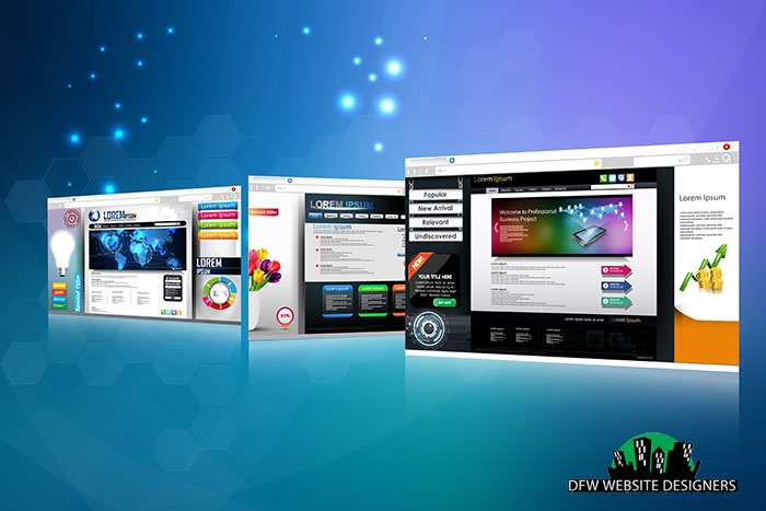 DFW Website Package - Pre-Package Websites http://DFWWebsiteDesigners.com