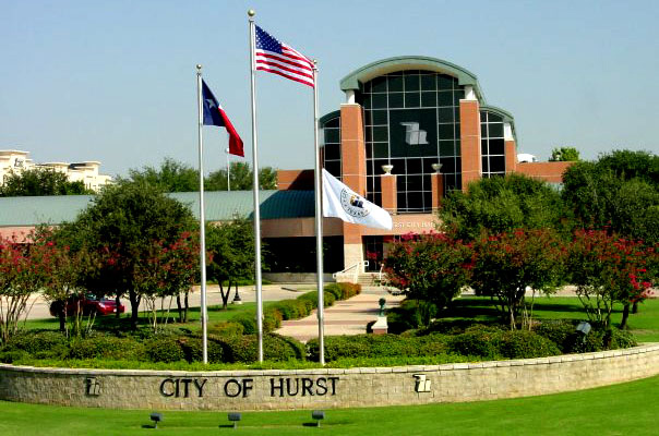 Hurst Web Designers with customers in Hurst Texas