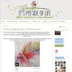 It's my side of life Blog DTO