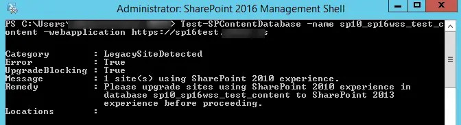 SharePoint 2010 experience with 2016 Upgrade