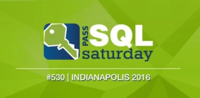 SQL Saturday Indy 2016