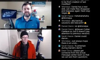 365 Message Center Show #56 – Recap