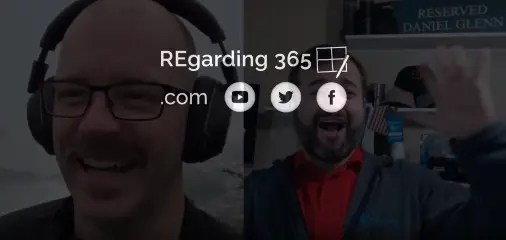 365 Message Center Show #73 @regarding365 #RE365