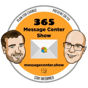 365 Message Center Show #365MCS
