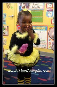 Izz Bee Costume Dear Dumplin