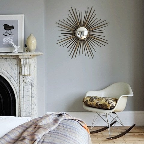 decorating-with-sunburst-mirrors - shelterness