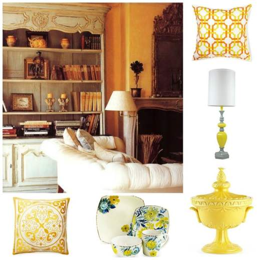 Home Trends 2014 home decorating trends 2014 - yellow! -decorated life