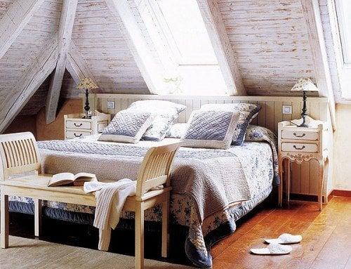Attic Bedroom Design   Shelterness Part 86