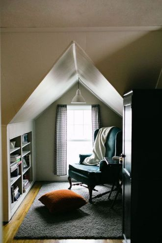 reading nook pinterest