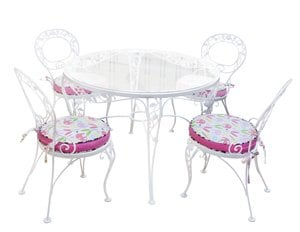 upcylced outdoor furniture