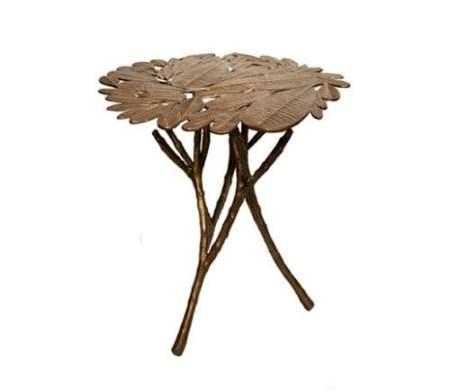 Stephanie Odegard-Champa-Leaf-side-table