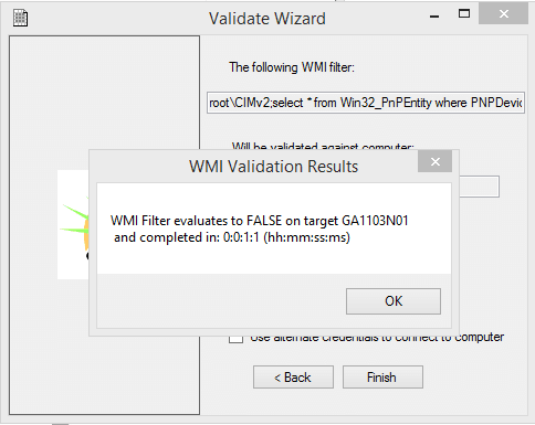 DeployHappiness | Exploring WMI and Testing Group Policy WMI